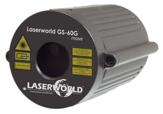 VOLUME SPECIAL: 10 x Laserworld GS-60G move