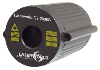 Laserworld GS-200RG